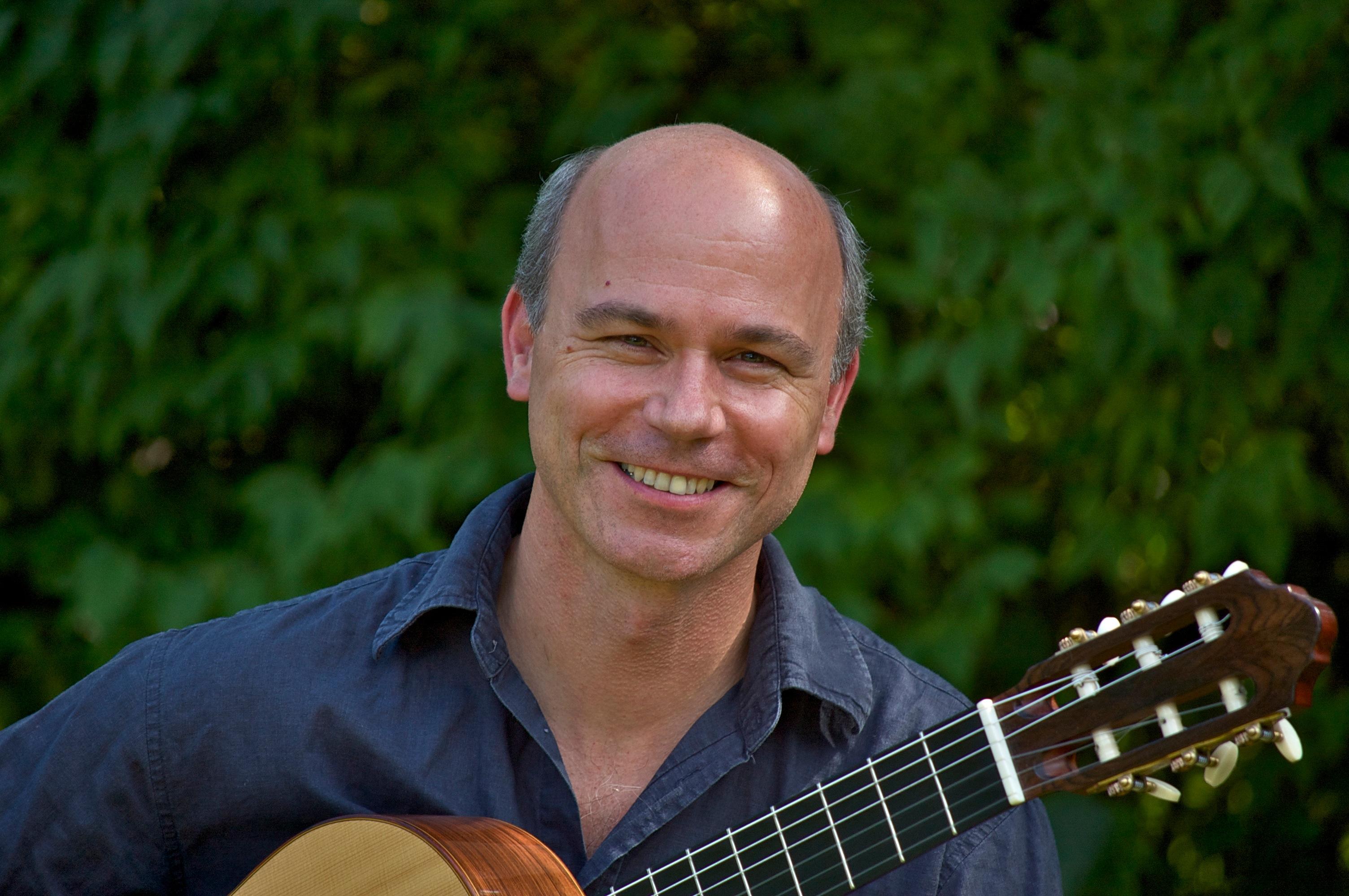 Stefan Hladek, Gitarre