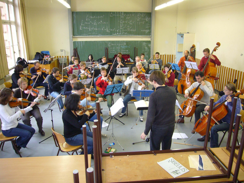 2007-10-Kammerorchester-TUD-Probe-2