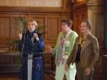 2015-04 Offizielle Begrüßung in Troyes