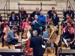 2015-11 Symphonic Jazz: Jazzsuite-Solisten Max Appel, Roman Cannas, Ole Heiland (vlnr)