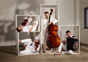 Classical Crossover Band Uwaga!, Foto: Ebbert & Ebbert