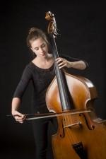 Antonia Hadulla, Kontrabass, 1. Bundespreisträgerin Jugend musiziert 2016