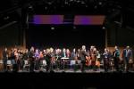 2016-11 Symphonic Jazz II: Kammerorchester an der TU Darmstadt mit Dirigent Arndt Heyer und Uwaga! in der Centralstation (Foto: Gerspach)