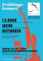 Frühlingskonzert in Darmstadt