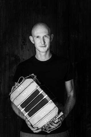 Christian Gerber, Bandoneon: Solist beim Concierto Sinfónico im November 2017